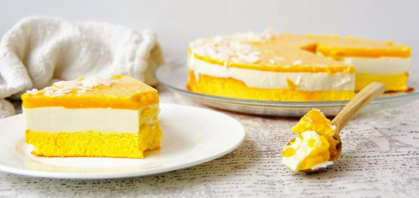 Торт с Облепихой