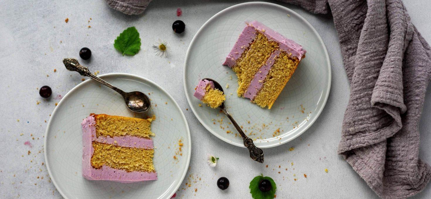 ПП торт Черная смородина