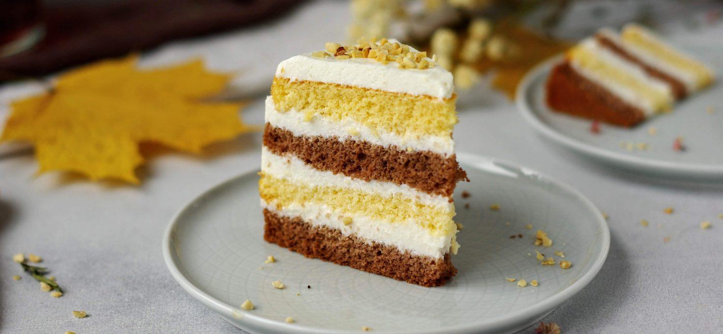 ПП торт Полосатый Осенний