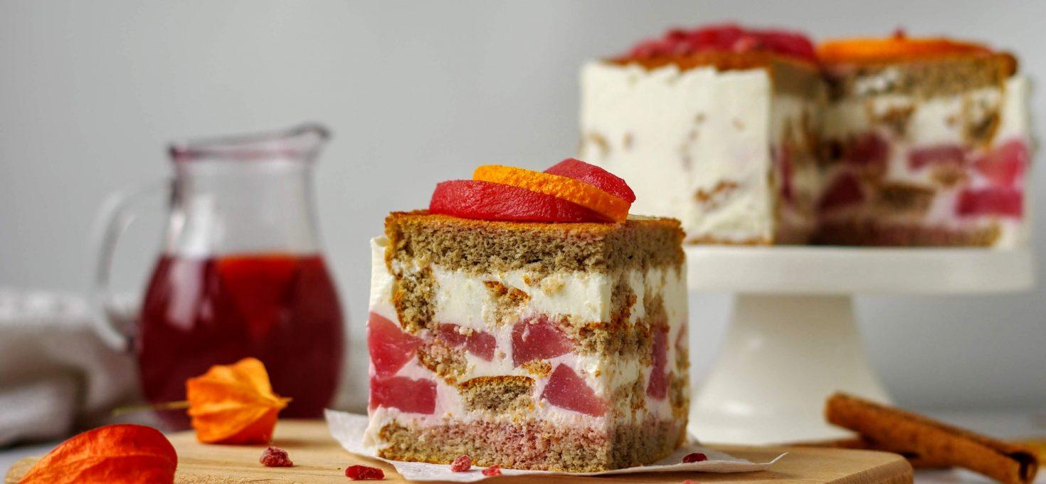 ПП торт Грушевый глинтвейн