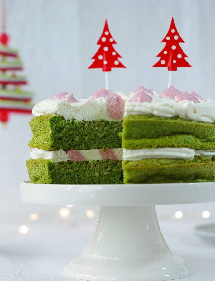ПП торт Новогодний