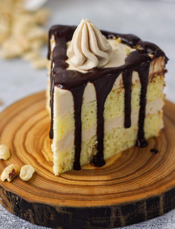 ПП торт Ореховый